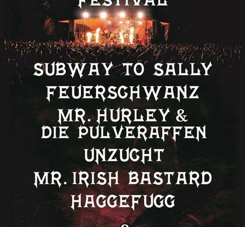 FEUERTAL FESTIVAL 2019 startet am 31. August - Neuer Trailer online!