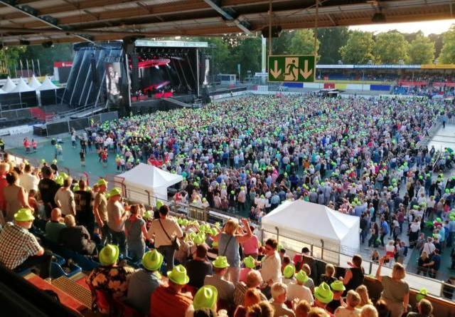 Emsland Open Air in der Hänsch Arena - eine Zusammenfassung