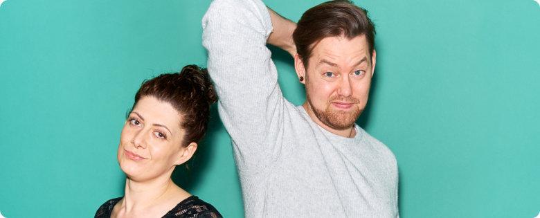 """Jana Crämer & Batomae: Podcast """"Schweigen ändert nichts"""" ab 03.06. alle 2 Wochen"""