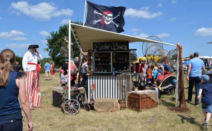 Piratentag auf der Geester Seemeile - Foto: Gemeinde Geeste