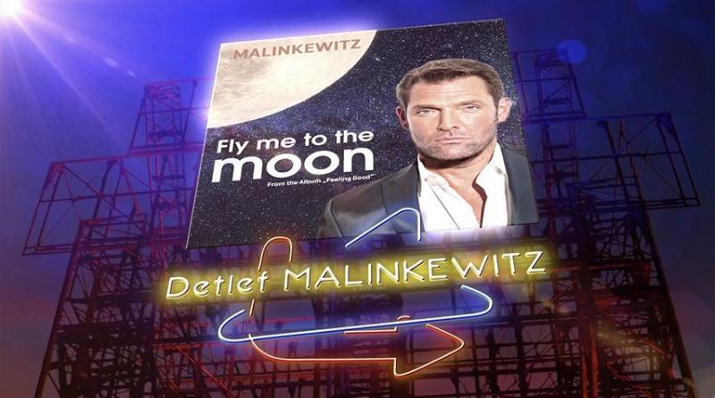 """Detlef Malinkewitz - 50jähriges Jubiläum zur 1. Mondlandung - Video """"Fly me to the Moon"""" gedreht in der Originalrequisite des Raumschiffs Apollo 13!"""