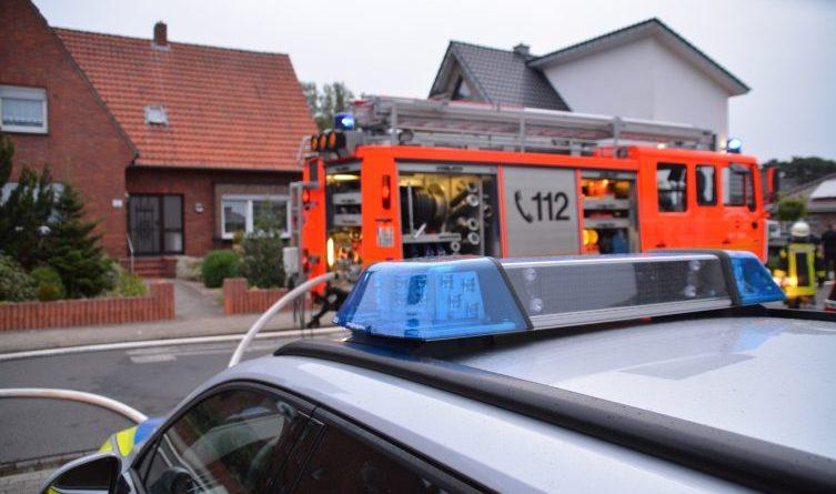 DRK Rettung Polizei 1 Feuerwehr1 Polizei1 - Foto: NordNews