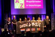 Rock am Speichersee 2019 Taucher und Segler bringen den See zum Leuchten - Foto: United by Music