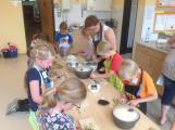 """""""Coole Kinder kochen kinderleicht!"""" - Ferienpasskochkurs in der VHS - Foto: Gemeinde Geeste"""