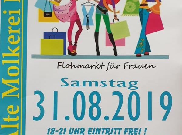 31. August 2019 - Lady Shopping Night - 18-21 Uhr - Foto: Impulse