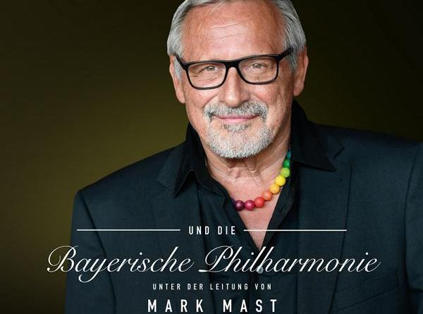 """Konstantin Wecker und die Bayerische Philharmonie unter der Leitung von Mark Mast - """"Weltenbrand"""" Tournee und das Album am 11. Oktober 2019"""
