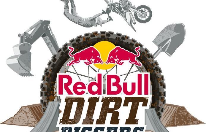 """Red Bull Dirt Diggers: die zehn weltbesten FMX Rider beim Freeride-Spektakel inDinslaken – """"Glück auf!"""""""