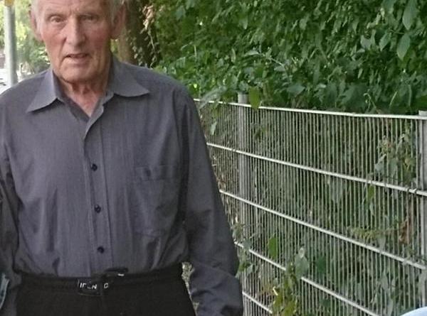Polizei Bremen bittet um Unterstützung: 82-jähriger Mann aus Bremen vermisst - Foto: Polizei Bremen