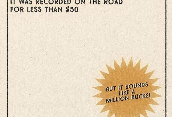 """""""No drum kit, no Hammond and no guitar amps"""": DeWolff kündigen Veröffentlichung ihrer """"Tascam Tapes"""" für den 10. Januar kommenden Jahres an!"""