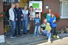 Jubiläum im Haus Lake in Geeste - Dalum - Urlaubsgäste für 30 Urlaub geehrt - Foto: Gemeinde Geeste