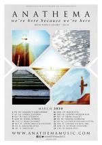 "Zehn Jahre ""We're Here Because We're Here"": Anathema kündigen Jubiläumstour an"