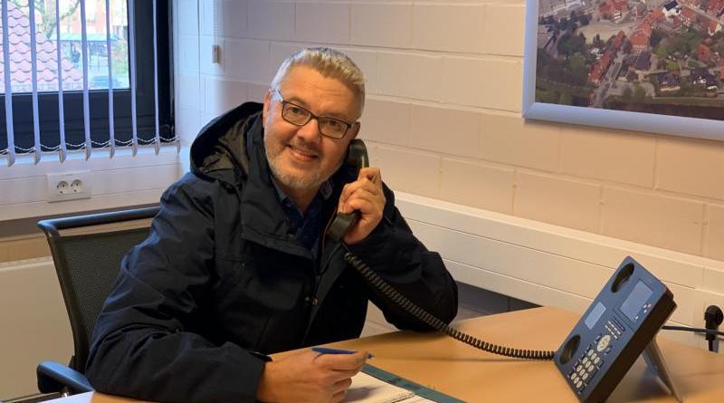 Behindertenbeauftragter Michael Wernicke übernimmt ehrenamtlich Beratungen im Rathaus. Foto: Stadt Haren (Ems)