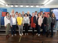 Die Gleichstellungsbeauftragten aus dem Landkreis Emsland freuten sich über die Teilnahme an der BAG Studie. (Quelle: Landkreis Emsland)