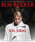 """Der unvergleichbare Ben Becker gastiert unter dem Titel """"Ich, Judas"""" am 03.11.2019 in der Paderhalle in Paderborn"""