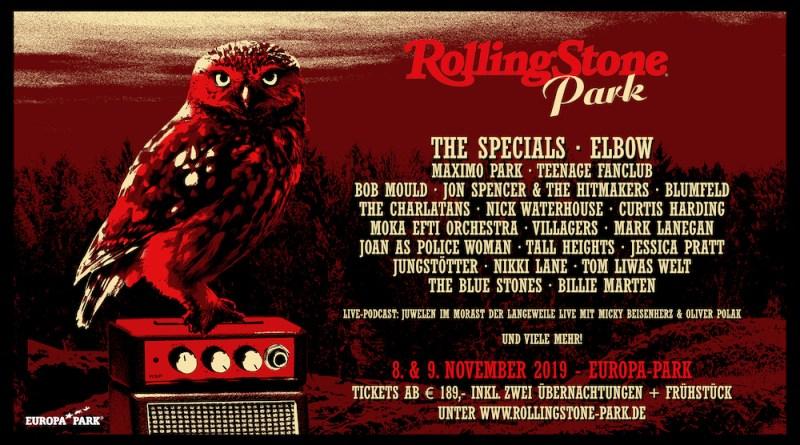 Rolling Stone Park Festival 2019