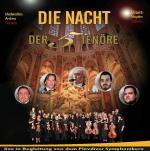 DIE NACHT DER 5 TENÖRE am 29. Dezember 2019 in Düsseldorf