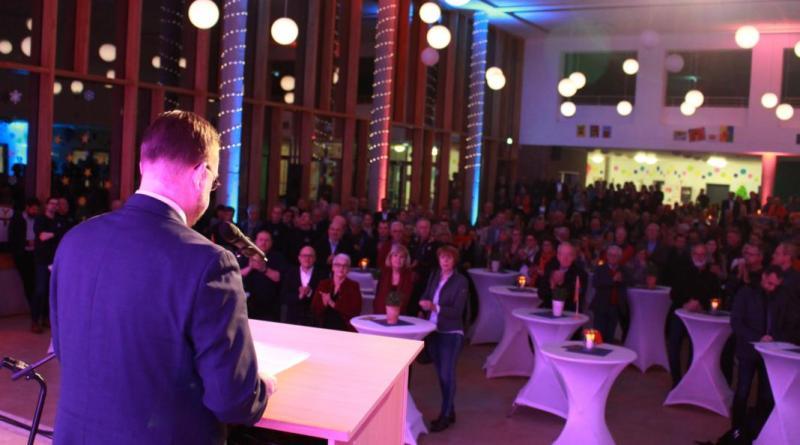 Ab Montag, 16. Dezember, sind die kostenfreien Tickets für den offiziellen Neujahrsempfang der Stadt Papenburg in der Villa Dieckhaus erhältlich. Foto: Stadt Papenburg