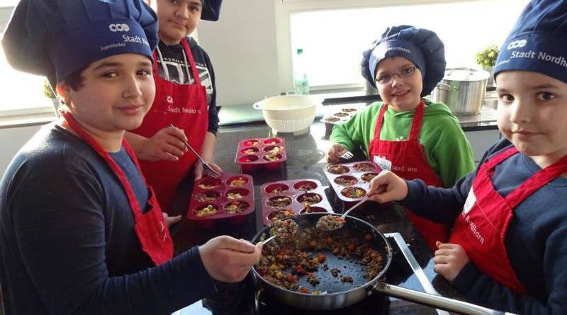 Winterküche für Jungen - Foto: Stadt Nordhorn