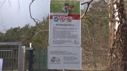 Lingener Hundefreilauffläche offiziell eröffnet - Foto: NordNews.de