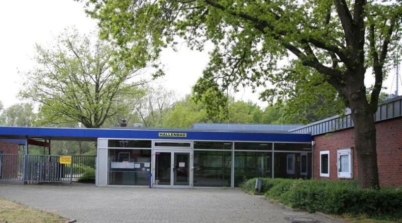 Das Hallenbad in Haren (Ems) soll neugebaut werden. Foto: Stadt Haren (Ems).