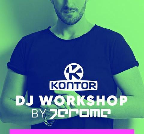 Kontor Records DJ Workshop - Das neue Format für die DJ-Größen der Zukunft - Foto: Kontor Records