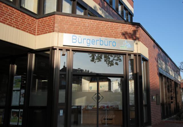 Das Bürgerbüro und das Standesamt in Haren (Ems) öffnen ab Montag wieder. Foto: Stadt Haren (Ems).