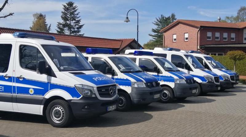 Polizei Polizei1 Bundespolizei Foto: NordNews.de