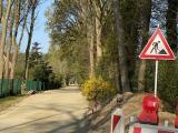 Im Ortsteil Ostenwalde wurden die Arbeiten für die Sanierung des Geest-Radweges zwischen Sögel und Werlte aufgenommen. Foto: Samtgemeinde Sögel