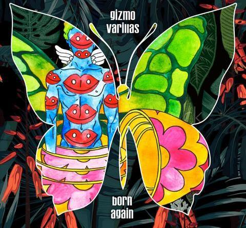 """Gizmo Varillas - hier kommt das Video zu """"Born Again"""" aus seinem neuen Album """"Out Of The Darkness"""""""