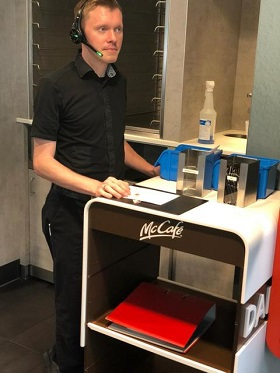 McDonald's Meppen öffnet am 18. Mai wieder seine Pforten
