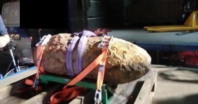 Bombenfund in Meppen - Bombe - Foto: NordNews.de
