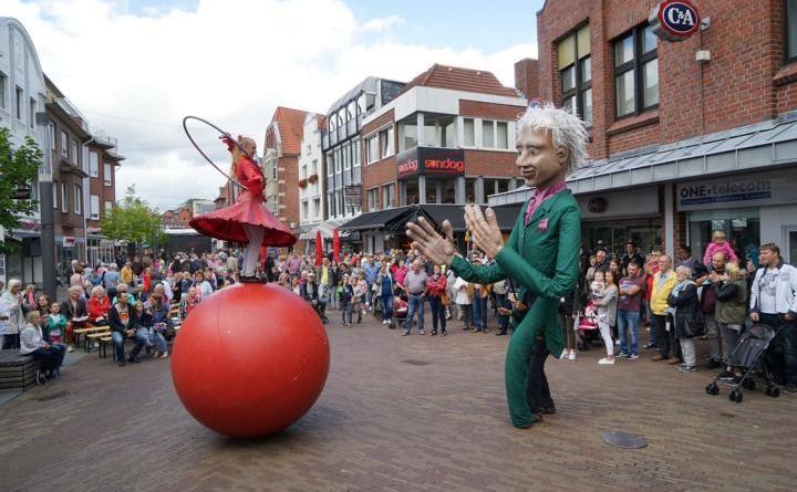 Nordhorn sagt Straßenkulturfest ab - Jubiläumsausgabe wird erst 2021 stattfinden - Foto: Stadt Nordhorn