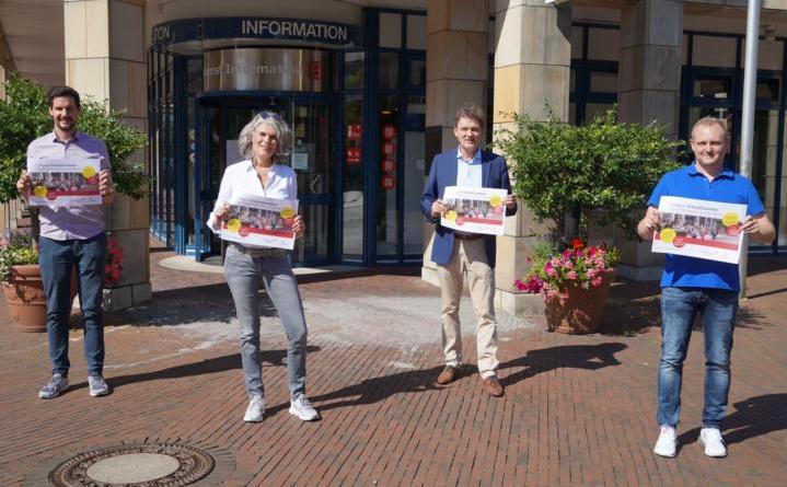 Lingener Einkaufssommer lockt mit städtischen Rabattaktionen - Kostenloses Parken und Busfahren an allen Samstagen im Juli und August - Foto: Stadt Lingen