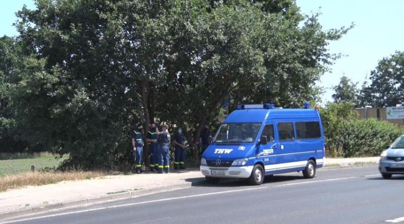 Drogenplantage in Lingen ausgehoben - Foto: NordNews.de