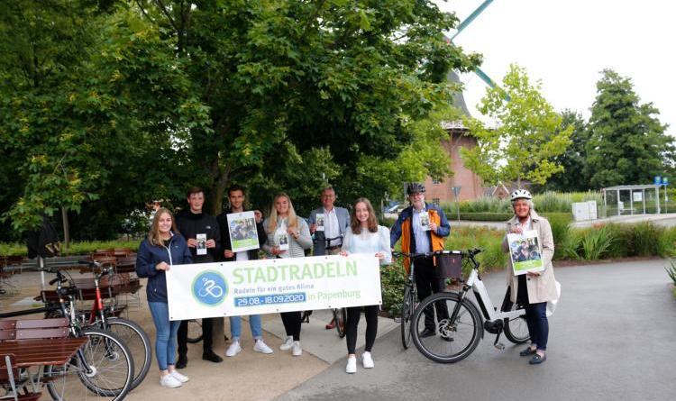 Flyer fürs Stadtradeln erschienen - Foto: Stadt Papenburg