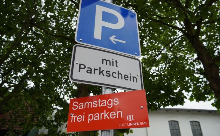 """Familienprogramm zum Abschluss des """"Lingener Einkaufssommers"""" - Am Samstag noch einmal kostenloses Parken und Busfahren"""