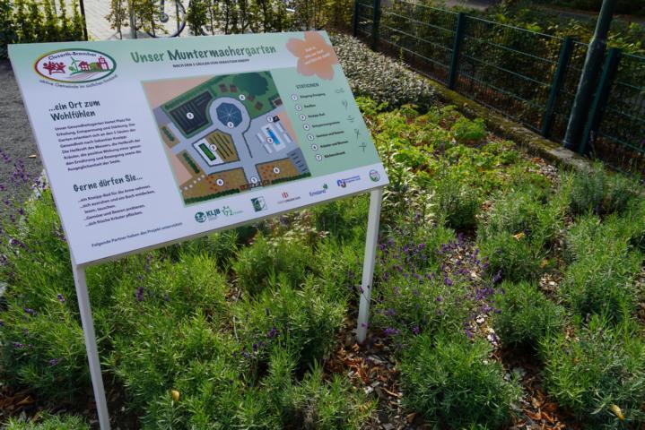 Muntermacher Garten in Clusorth-Bramhar offiziell eröffnet - Kleinod und neue Ortsmitte für den Lingener Ortsteil - Foto: Stadt Lingen