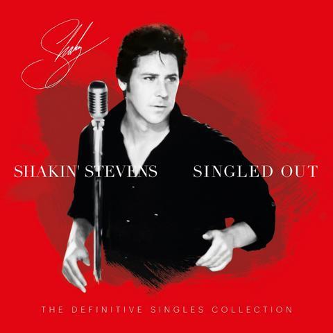 SHAKIN' STEVENS veröffentlicht eine karriere-umspannende Kollektion aller  seiner Solo Singles am 27.11.2020