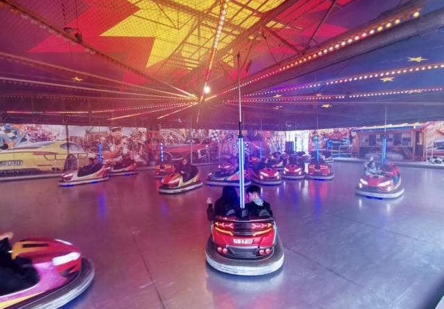 Freizeitpark auf dem Neumarkt - Das Ibbiland kommt nach Nordhorn  - Foto: Stadt Nordhorn