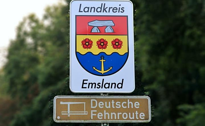 Landkreis Kreishaus Emsland Foto: NordNews.de