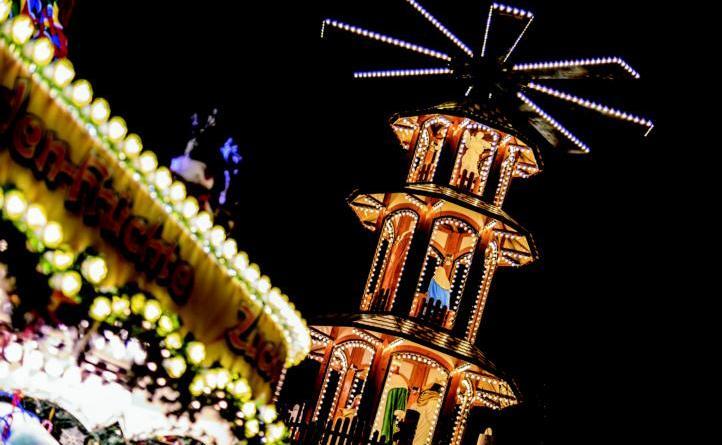 Weihnachtliches Meppen - Foto: Werbefotostudio Schöning
