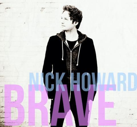 """""""BRAVE"""" Nick Howard´s neuer Song gibt Mut in der schwierigen Corona-Zeit"""