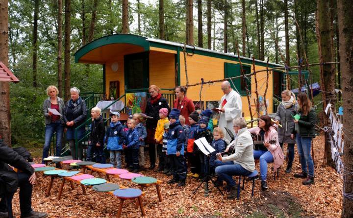 Neue Waldgruppe im städtischen Forst - Foto: Stadt Papenburg