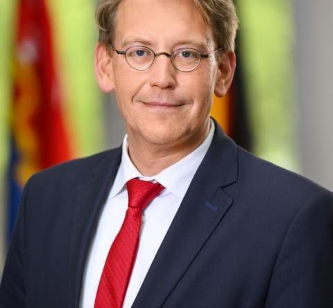 Landrat Marc Andre Burgdorf