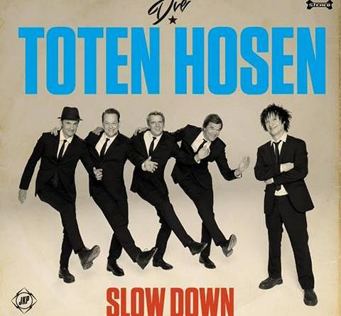 """Slow Down"", das Video zur zweiten Single des neuen Tote Hosen-Albums ""Learning English Lesson 3: MERSEY BEAT! The Sound Of Liverpool"" ist da!"