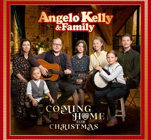 "Angelo Kelly & Family präsentieren ihr Weihnachtsalbum ""Coming Home For Christmas"" - Foto: Angelo Kelly"