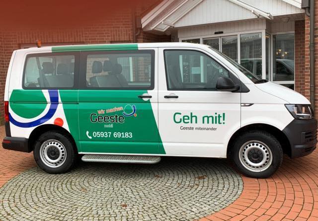 Geeste Mobil nimmt wieder Fahrt auf - Foto: Gemeinde Geeste