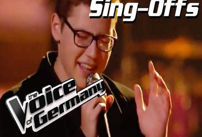 "Sam Fischer's ""THIS CITY"" begeistert bei ""The Voice"""