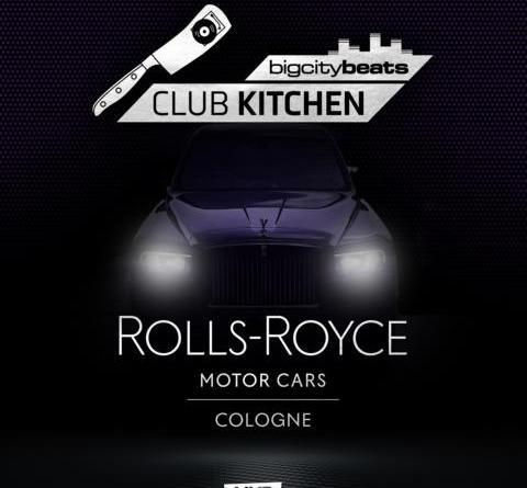 Rolls-RoyceMotorcarsColognepräsentiert die BigCityBeats ClubKitchen live aus Kölner Showroom