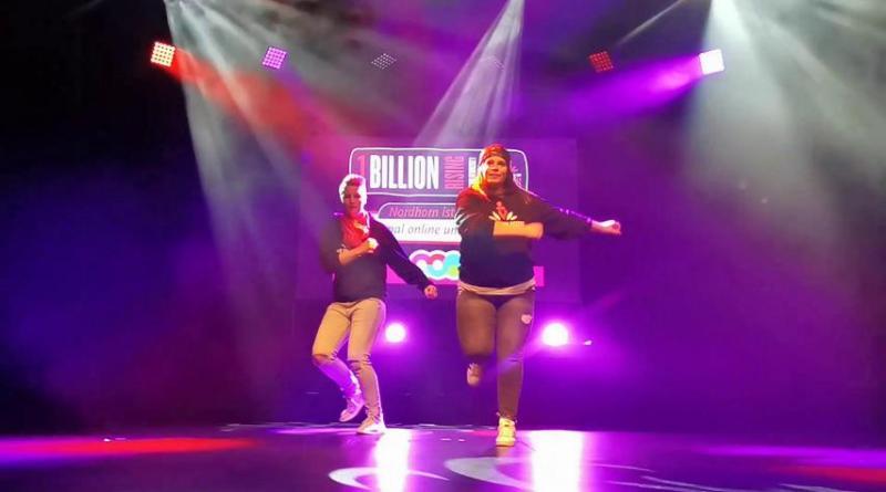 Video-Tanzaktion zu One Billion Rising - Jetzt eigenen Beitrag filmen und einsenden! - Foto: Stadt Nordhorn